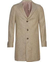 7415 - retro coat tunn rock beige sand