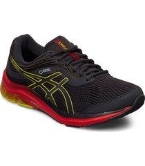 gel-pulse 11 g-tx shoes sport shoes running shoes svart asics