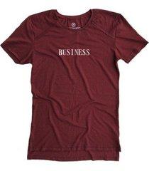 camiseta longline stoned gold business masculina