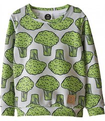 bluza broccoli green