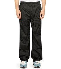 nylon parachute pants