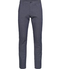 mapristu kostuumbroek formele broek blauw matinique