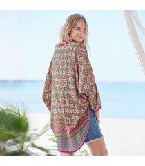 majolica kimono