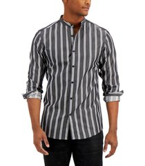 inc men's striped shirt, created for macy's