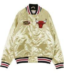 nba championship game satin jacket chibul bomber jacket
