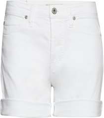 girlfriend shorts white d. shorts flowy shorts/casual shorts vit please jeans