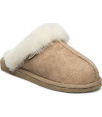 jessica slippers tofflor brun shepherd