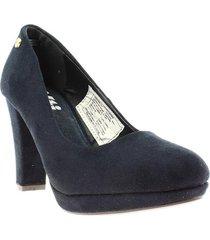 zapatos para mujer marca xti xti - azul