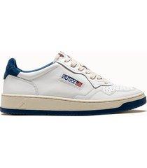 sneakers autry 01 colore bianco blu