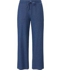 enkellange broek in marlene-snit van green cotton blauw