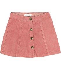 falda origen rosa ficcus
