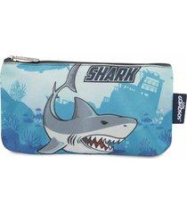 cartuchera shark los gomosos