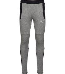 evostripe pants sweatpants mjukisbyxor grå puma