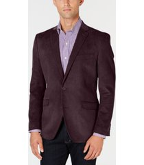 kenneth cole unlisted men's slim-fit corduroy sport coat, on-line only