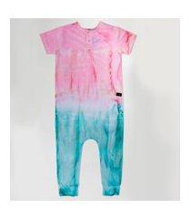 pijama comfy tie dye