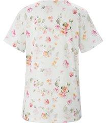 pyjama van 100% katoen met korte mouwen van hautnah beige