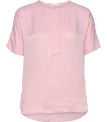 t-shirt short-sleeve overhemd met korte mouwen roze gerry weber