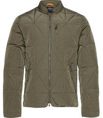 cap lt wt down jacket fodrad jacka grön morris
