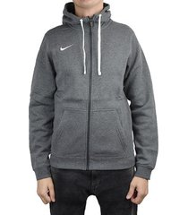 sweater nike hoodie fz fleece team club 19 aj1313-071