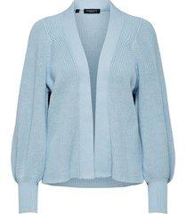 vest emmy blauw