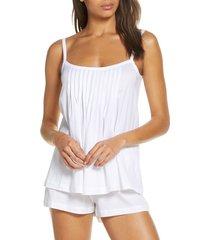 women's hanro juliet short pajamas