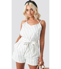 sisters point rex shorts - white