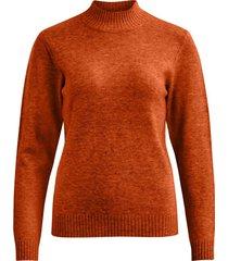 viril l/s turtleneck knit top-fav