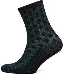 delilah diamons sock lingerie socks regular socks grön becksöndergaard