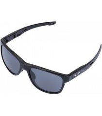 óculos de sol oakley crossrange r - unissex - preto