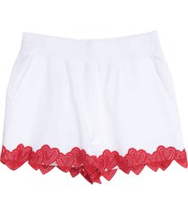 love moschino shorts & bermuda shorts