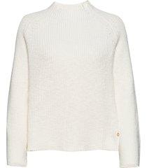adela knit stickad tröja vit morris lady