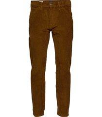 502 carpenter pant monks robe casual broek vrijetijdsbroek bruin levi´s men