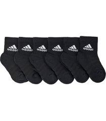 strumpor cushioned crew socks 6-pack