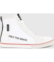zapatilla s dvelows ml sneakers t blanco diesel