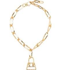 'le collier chiquita' bag charm necklace