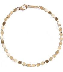 women's lana jewelry nude link bracelet