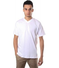 schiesser american t-shirt v - neck white ( 2 pack)