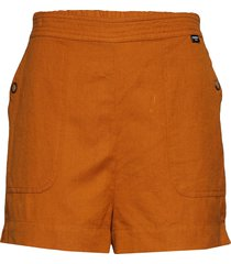 mila culotte shorts shorts flowy shorts/casual shorts orange superdry