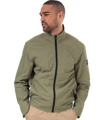 mens crinkle nylon jacket