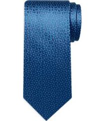 awearness kenneth cole blue patterned narrow tie