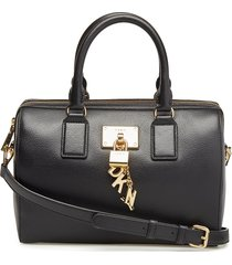 elissa bags top handle bags zwart dkny bags