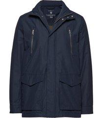 o1. the avenue jacket dun jack blauw gant