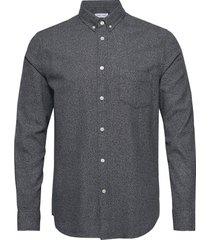 liam ba shirt 11245 overhemd casual grijs samsøe samsøe