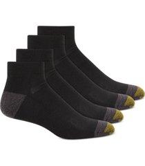 gold toe men's 4-pk. circuit low-cut athletic socks