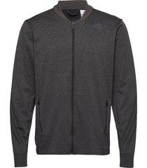 primeknit3s jkt sweat-shirt trui grijs adidas performance