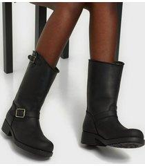 johnny bulls mid lined boot flat boots