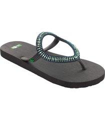 sandalias mujer sanuk ibiza native sea 6