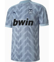 valencia cf stadium herenjersey, blauw, maat l   puma