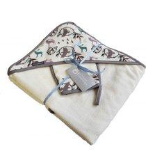 ręcznik niemowlęcy bambusowy alaska