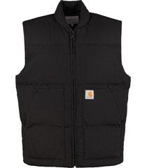 carhartt brooke full zip field vest